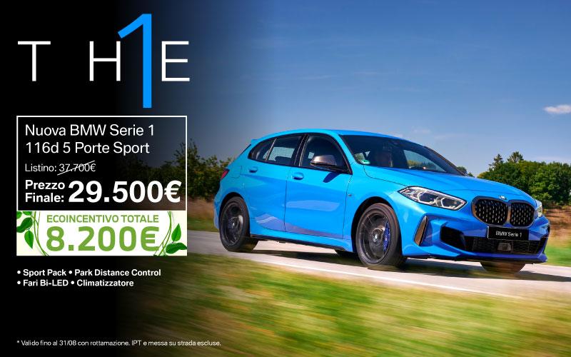 BMW serie 1 ECO