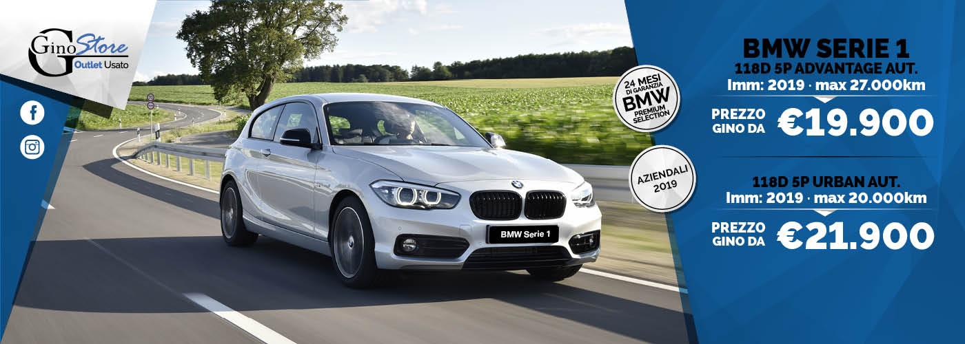 GinoStore BMW Serie 1 Aziendale