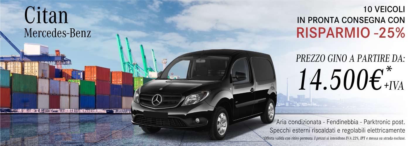 Mercedes Veicoli Commerciali Citan
