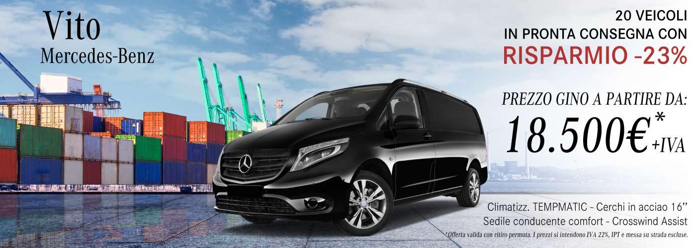 Mercedes Veicoli Commerciali Vito