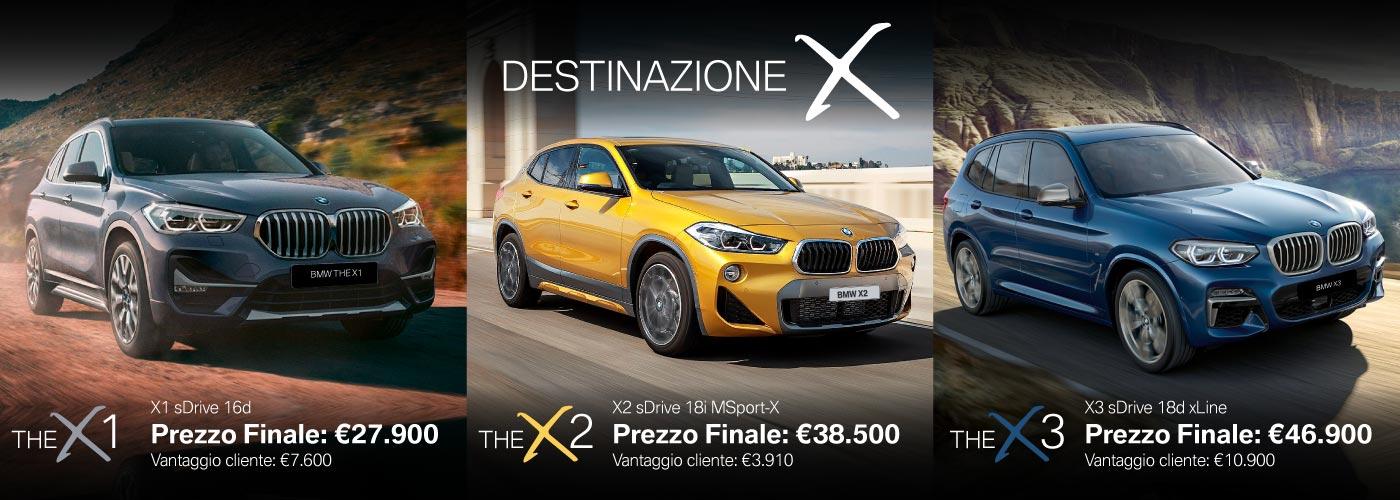 BMW X1 X2 X3