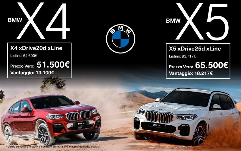 BMW X4 X5