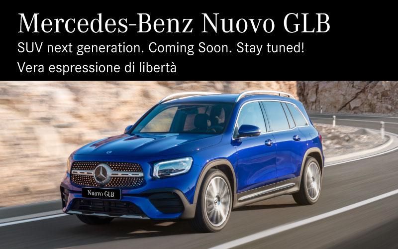 Mercedes Nuovo GLB