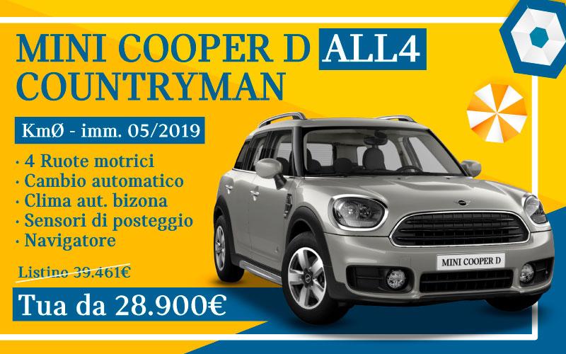 Mini Countryman Km0