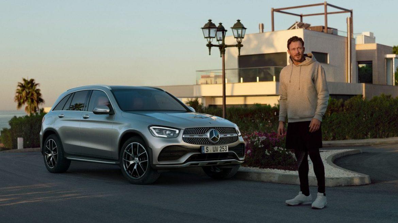 Nuovo Mercedes GLC SUV