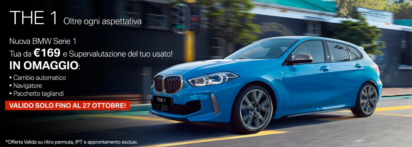 Nuova BMW THE 1