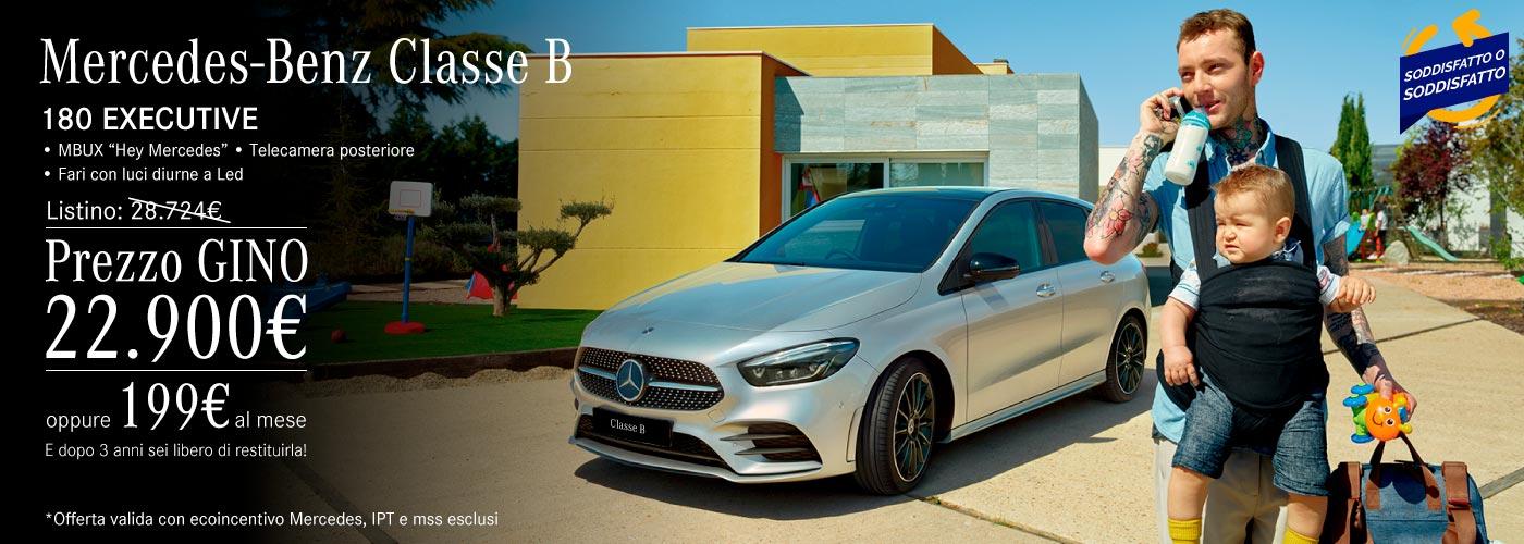 Mercedes ClasseB