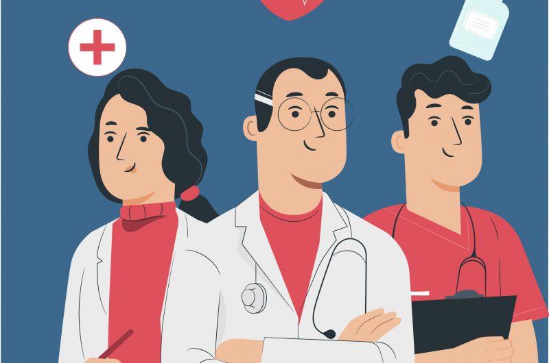 Servizi gratuiti per medici e infermieri