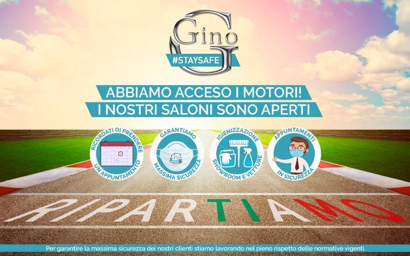 Ripartiamo Gino Spa