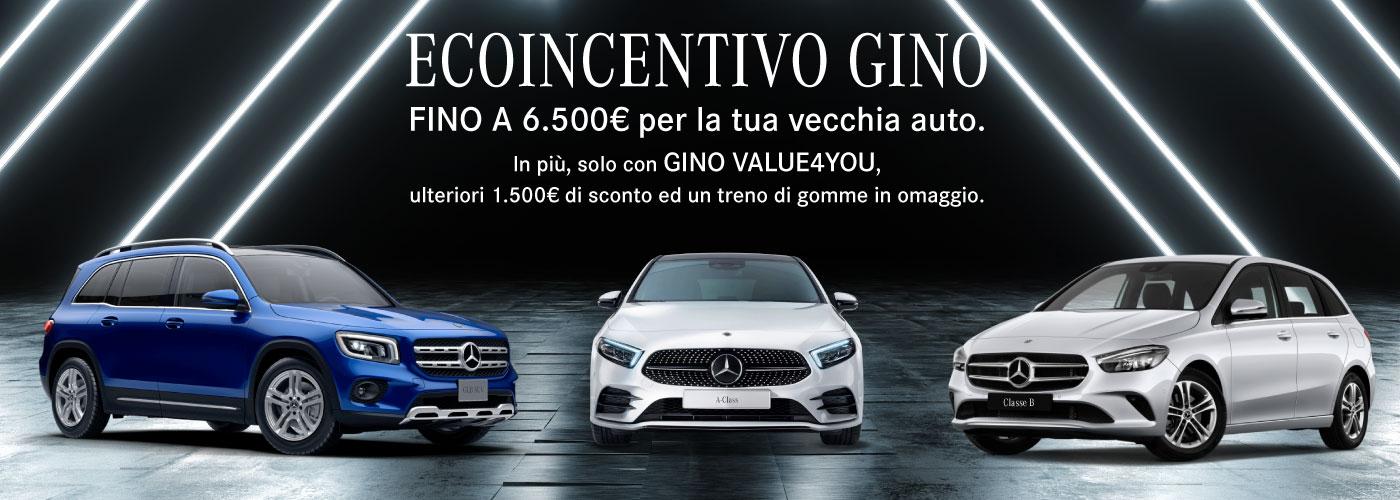 ecoincentivo Mercedes